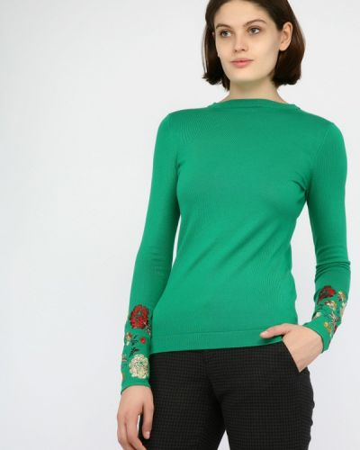 Джемпер - зеленый Monton