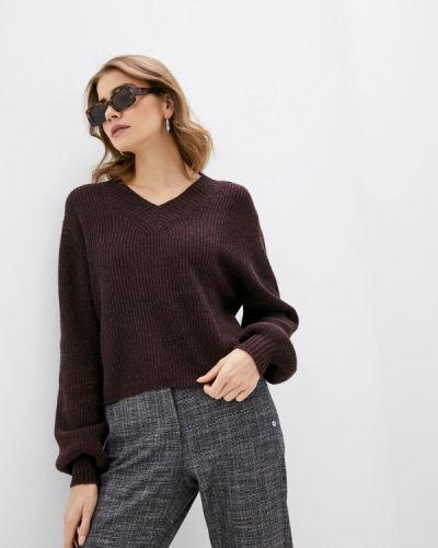 Бордовый пуловер Rodier