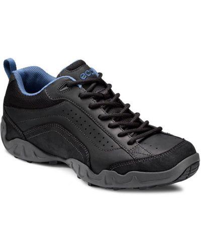 Кроссовки из нубука на каблуке Ecco