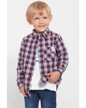 Koszula na przyciskach włókienniczy Coccodrillo