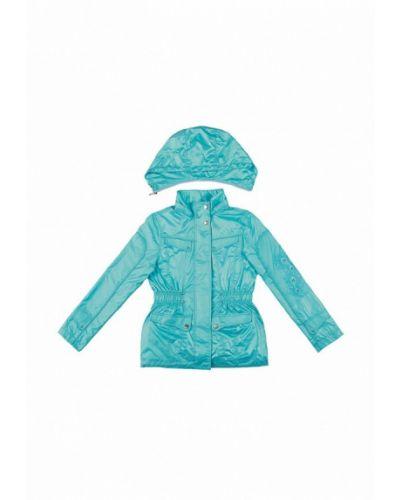 Бирюзовая куртка весенняя Babyline