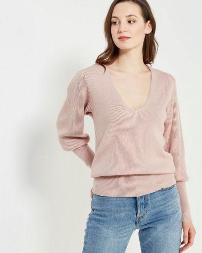 Розовый пуловер Free People