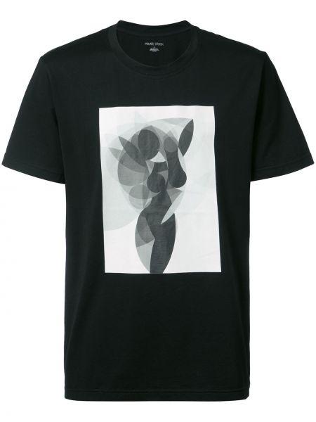 Koszula krótkie z krótkim rękawem prosto z nadrukiem Private Stock