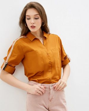 Рубашка с длинным рукавом Nice & Chic