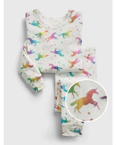 Piżama bawełniana Gap
