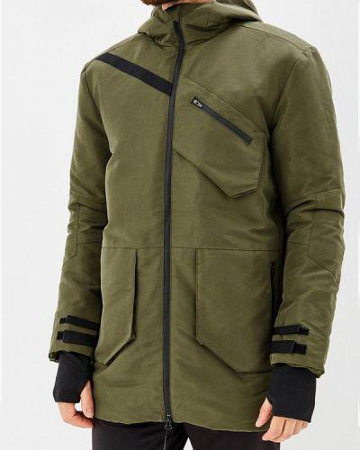 Утепленная куртка демисезонная осенняя Puma