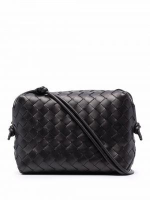 Черная сумка на плечо Bottega Veneta