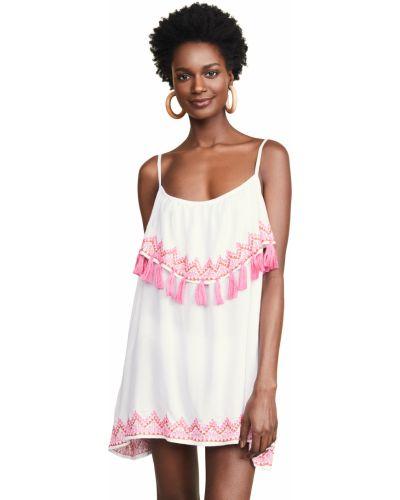 Платье мини - белое Tiare Hawaii