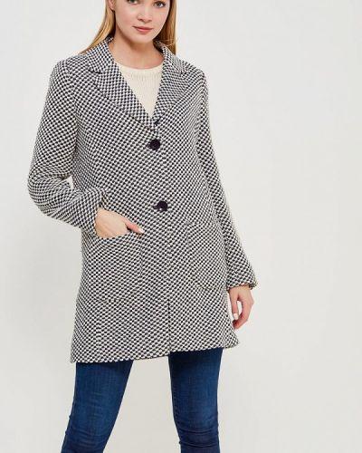 Серое пальто Betty Barclay