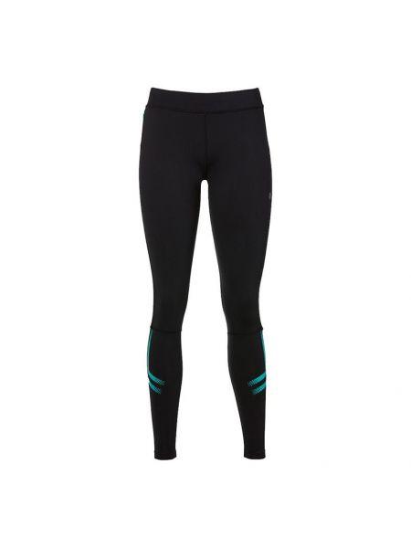 Спортивные брюки в полоску с поясом Asics