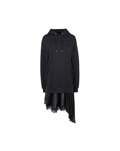 Хлопковое платье - черное Marco Bologna