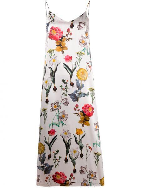 Платье платье-комбинация на бретелях Lautre Chose