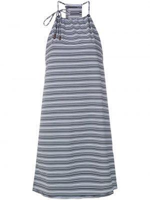 Спортивное платье мини с бахромой без рукавов с вырезом Track & Field