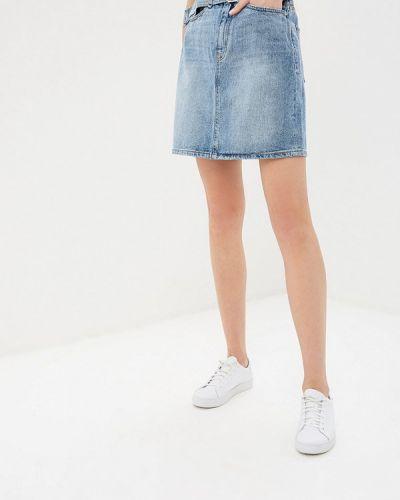 Джинсовая юбка Blendshe
