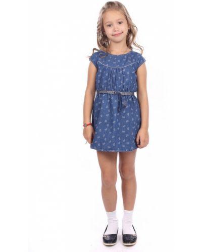 Голубое платье S.oliver