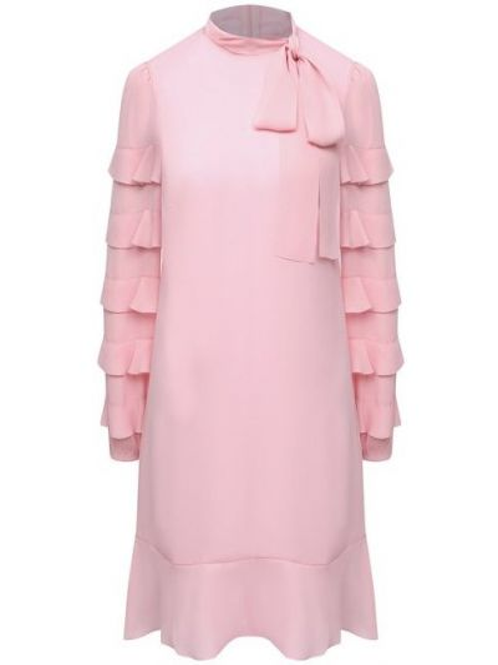 Купальник-платье итальянское розовое платье Redvalentino