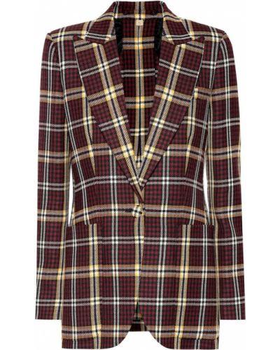 Пиджак шерстяной Burberry