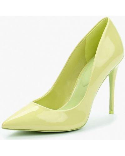 Зеленые туфли-лодочки Aldo