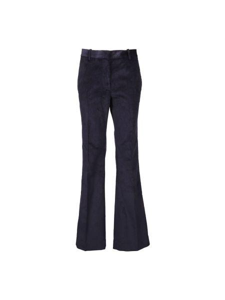 Spodnie - niebieskie Victoria Beckham
