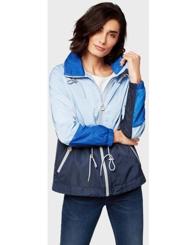 Куртка весенняя синий Tom Tailor
