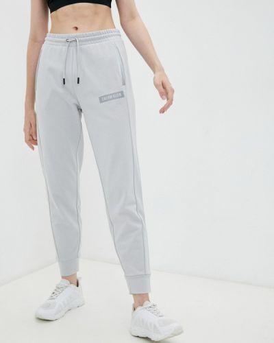 Спортивные брюки - серые Calvin Klein Performance