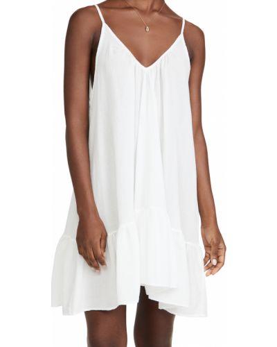 Текстильное платье мини 9seed