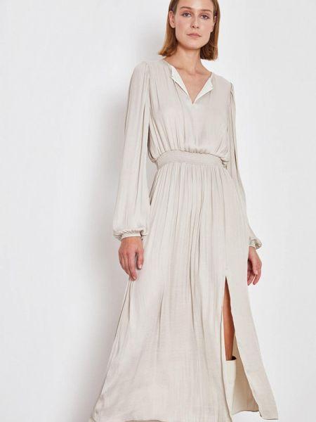 Платье платье-рубашка весеннее Lime