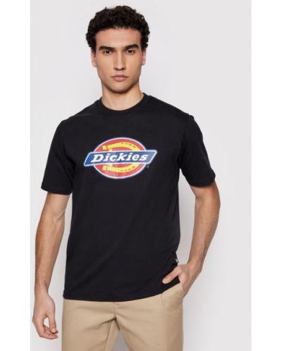 T-shirt - czarna Dickies