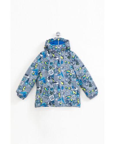 Куртка теплая серая Lemon Explore