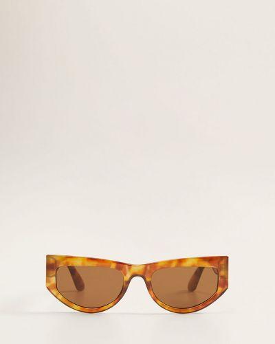 Солнцезащитные очки коричневый Mango