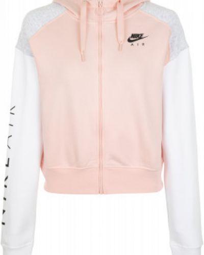 Толстовка на молнии спортивная с капюшоном Nike