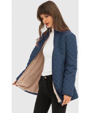 Длинное пальто стеганое Zaful