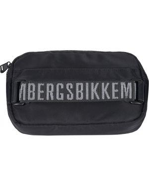 Текстильная сумка - черная Bikkembergs
