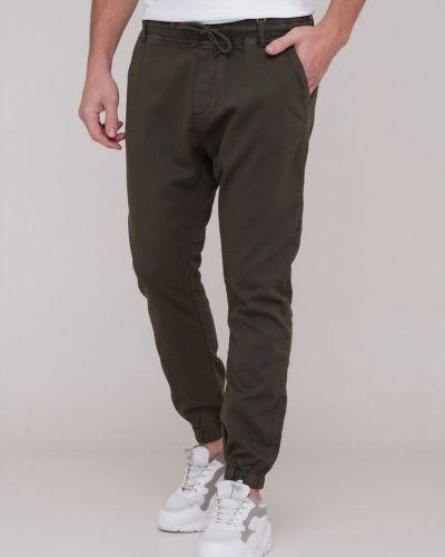 Зеленые джинсы Trend Collection