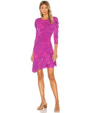 Платье сетчатое нейлоновое Diane Von Furstenberg