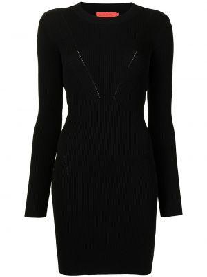 Платье макси длинное - черное Manning Cartell