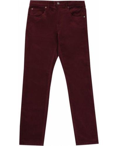Прямые джинсы с накладными карманами с карманами Stella Mccartney