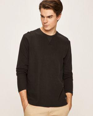 T-shirt skromny długo Tom Tailor Denim