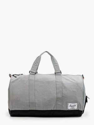 Спортивная сумка - серая Herschel Supply Co