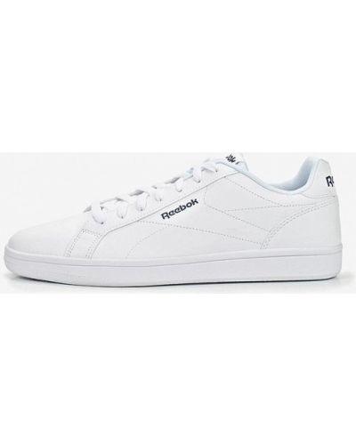 Низкие кеды белые кожаный Reebok Classics