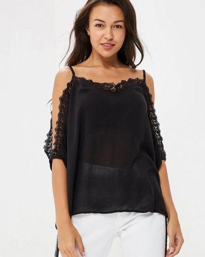 Блузка с рюшами осенняя Yumi
