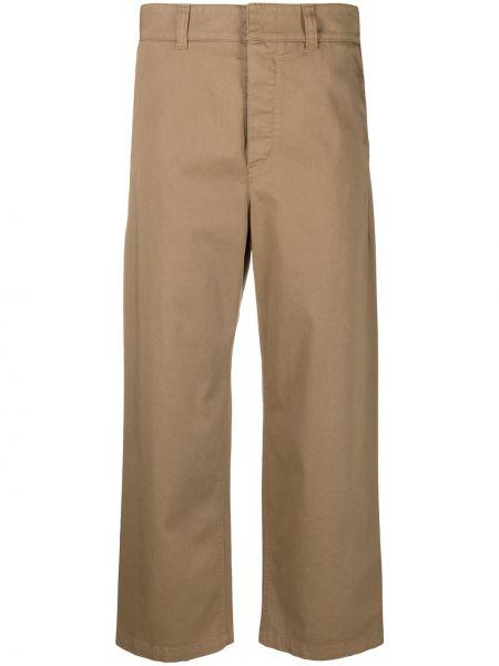 Укороченные брюки брюки-хулиганы дудочки Department 5