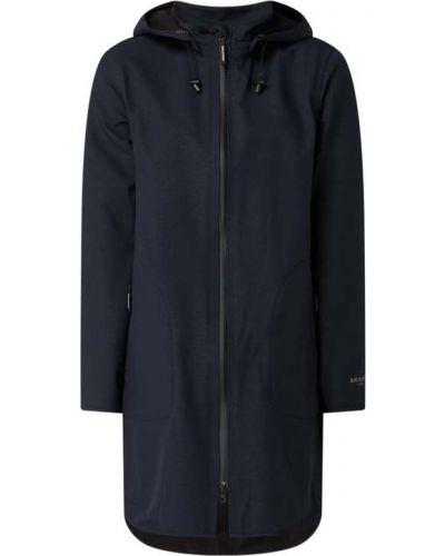 Płaszcz przeciwdeszczowy - niebieski Ilse Jacobsen
