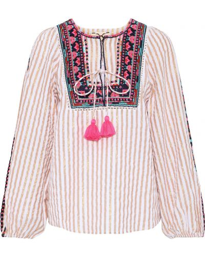 Блузка с люрексом Figue
