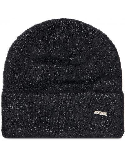 Czarna czapka beanie Barts