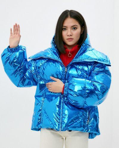 Синяя куртка Bacon