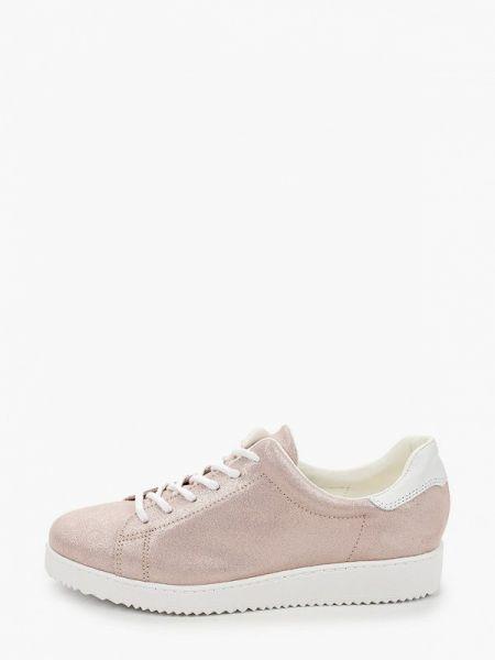 Розовые кроссовки Pazolini