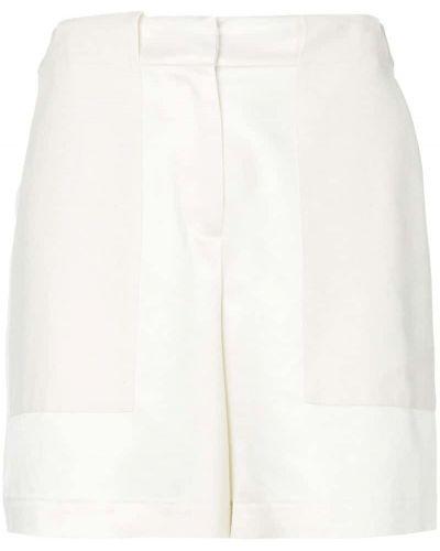 Белые шорты Zeus+dione