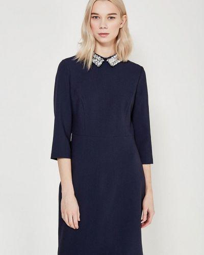 Платье синее Lusio