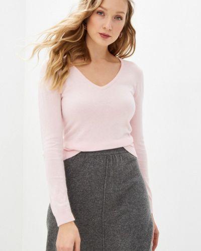 Розовый пуловер William De Faye